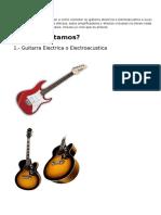 Cómo Conectar Guitarra Electrica o Electroacustica Al Pc