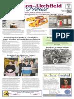 Hudson~Litchfield News 01-29-2016