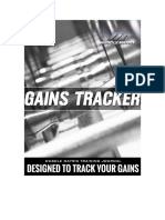 Gains Tracker (HARDCORE)