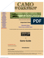 WinSPMBT Game Guide Version 8