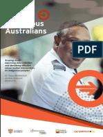 GenerationOne Working Indigenous Australians