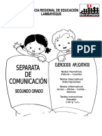 separata comunicacion