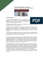 EDIFICIO MULTIFAMILIAR ANCHORENA - PROGRAMACIÓN Y CONTROL DE LA CONSTRUCCIÓN