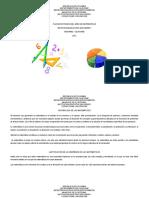 Estructura Plan de Estudios Matematicas 2012