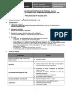 Conv Cas 126-2015 - Auxiliar Administrativo
