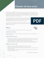 Control sanitario de fauna nociva