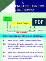Equivalencia Del Dinero en El Tiempo(4)
