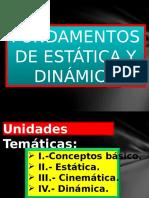 Fundamentos de Estatica y Dinamica.doc