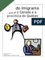 Guia Imigrante Canada Quebec