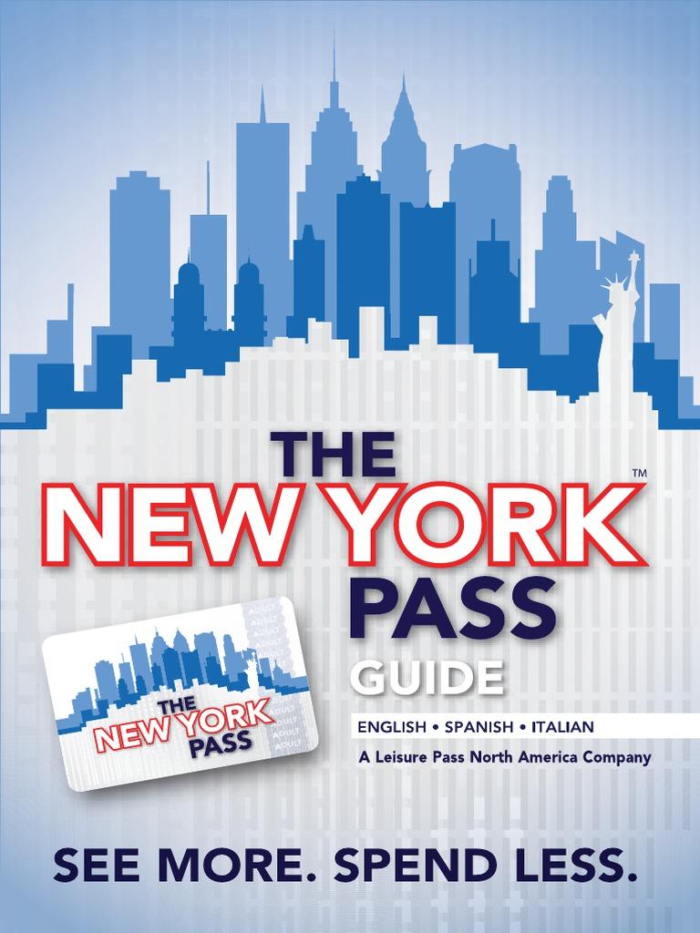 a10636fec8274 The New York Pass guide