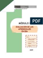 Módulo II Evaluación