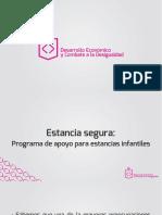 Programa Estancias Infantiles Seguras