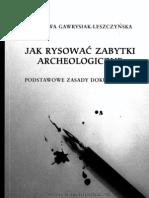 Gawrysiuk-Leszczynska - Jak rysować zabytki