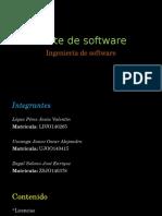 Coste de Software