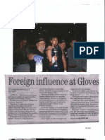 [Ex 3240] Golden Gloves Article in Lowell Sun