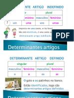 Determinantes Artigos A5