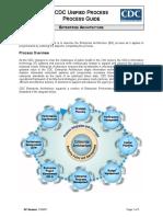 CDC UP Process Guide EA