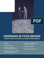 Resumenlibro Ensenanzas de Peter Drucker