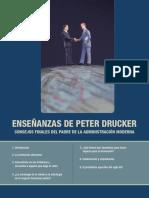 Resumenlibro Ensenanzas de Peter Drucker