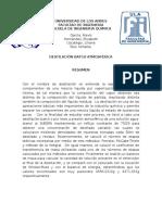 Informe Destilacion Batch Atmosferica