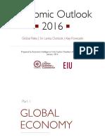 EIU Economic Outlook 2016