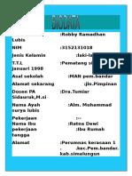 Latihan 1 (Robby Ramadhan Lubis)