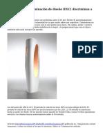El consorcio de iluminaci?n de dise?o (DLC) discriminan a Tubesh lineal LED