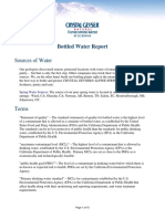 ASW Bottled Water Report Benton