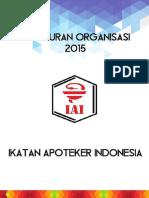 buku peraturan organisasi IAI 2015