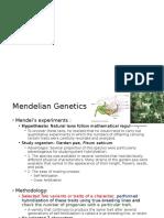 BBT Genetics II