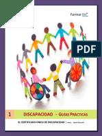 DISCAPACIDAD Guia Practica 1 - Certif Discapacidad