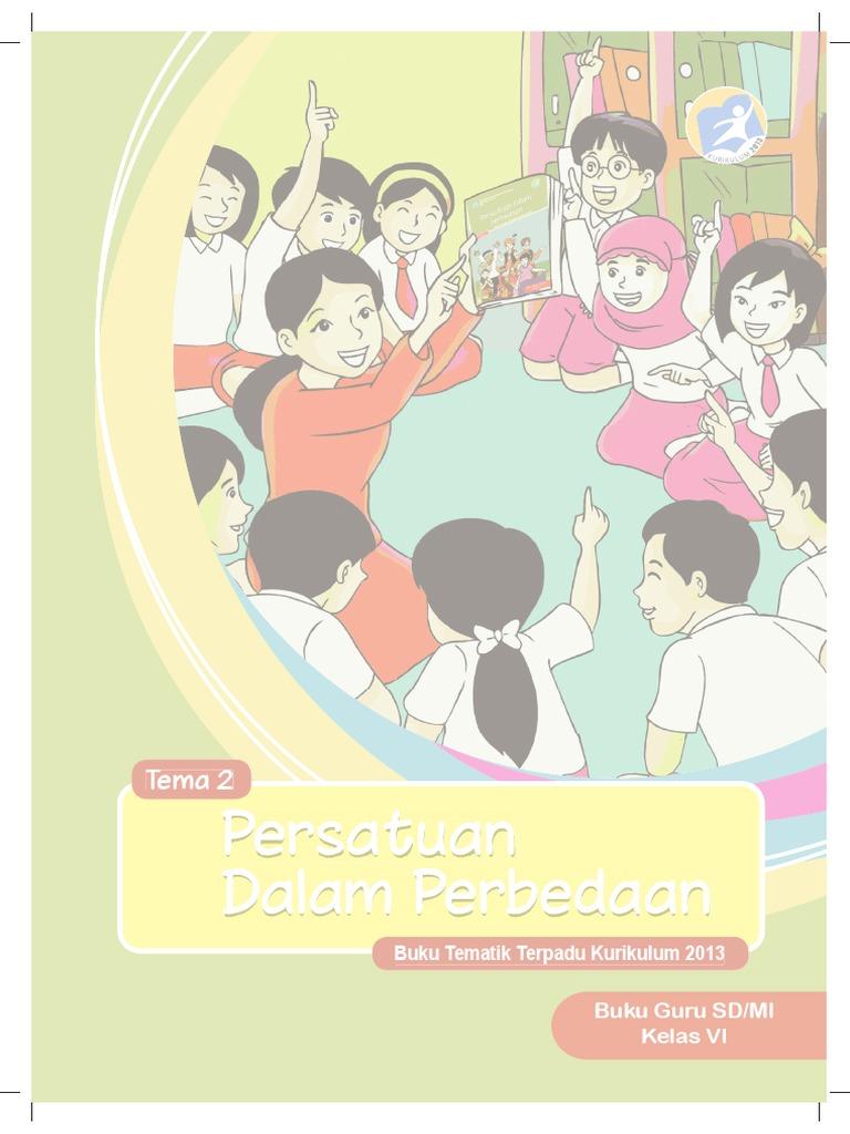 44+ Kunci Jawaban Lks Tema 2 Kelas 6 Persatuan Dalam Perbedaan Images