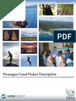 Nicaragua Canal Project Description En