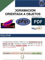 Programacion Orientada Objetos PHP I