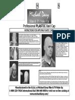 Plastic Bald Cap