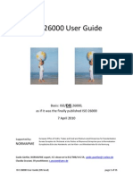 User Guide ISO 26000 _DIS Level_, 2010-04-07