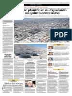 Arequipa Debe Planificar Su Expansión _ Quinto Centenario