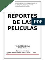 Reportes de Las Peliculas
