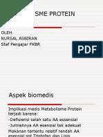 Metabolisme Protein 1