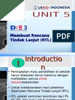 Presentasi RTL