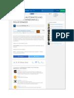 Suspension Automatica No Funciona - Windows 8.1