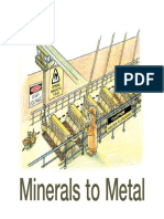 k4 Minerals to Metal