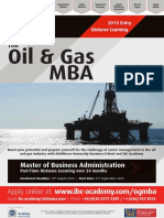 Oil & Gas MBA Prospectus Interactive Website Latest