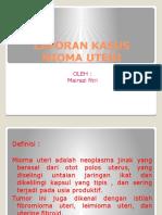 Power Point Mioma Uteri
