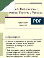 tipos de distribucion de planta