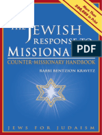 jews for judaism handbook english