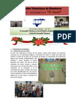 JACAL - Comunidad Viatoriana de Jutiapa (Honduras) - Nº 17 - Diciembre 2015