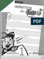 Cuaderno Tª (i Parte)