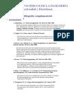 Bibliografia de electricidad y electronicaa