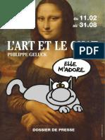 Le Chat Musée en Herbe